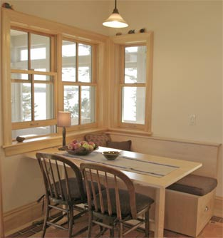 how to go from a cabinet maker to a builder
