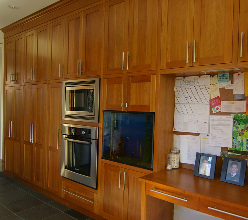 Wall Oven Cabinets: Halifax Architect Discovers Charles Lantz Cabinetry