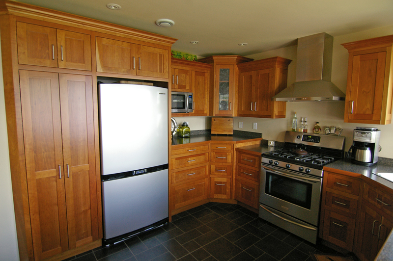 shaker style pantry cabinet with exclusive style cherrywood kitchen eurostyle with pantry