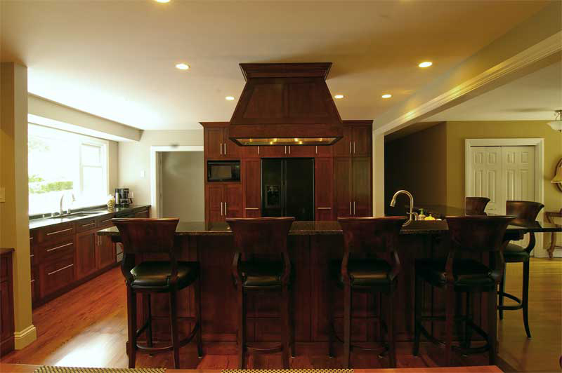 Sophisticated Kitchen Dining Area Lovely To Look At