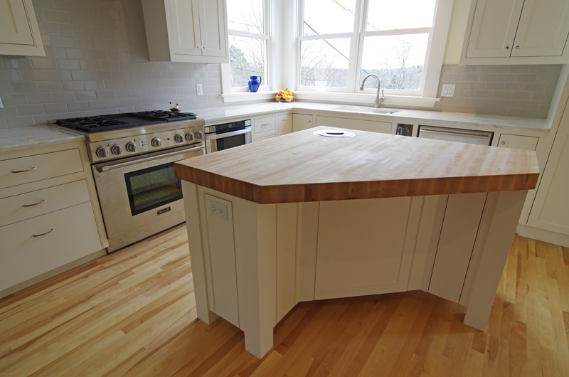 Older Home In Halifax Gets Beautiful New Kitchen During Major