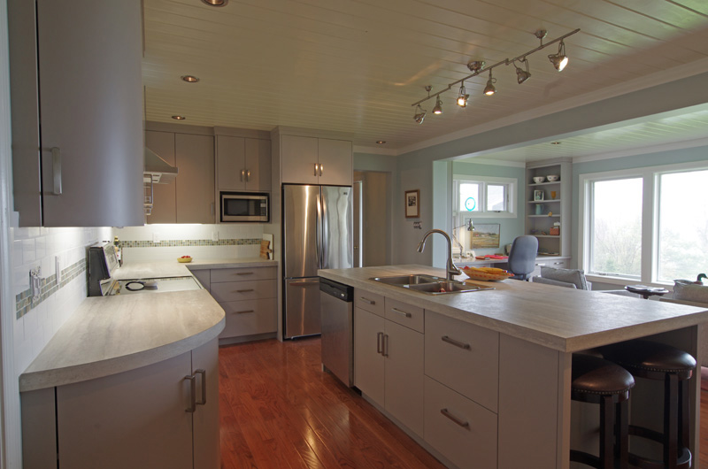 Very modern look the usual outstanding features by clc for Very modern kitchens